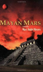Mayan Mars Book Cover