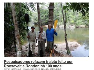 Rondonia Manchete Outubro 25-1